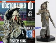 Doctor Who Figurine Collection #066 Fisher King Eaglemoss
